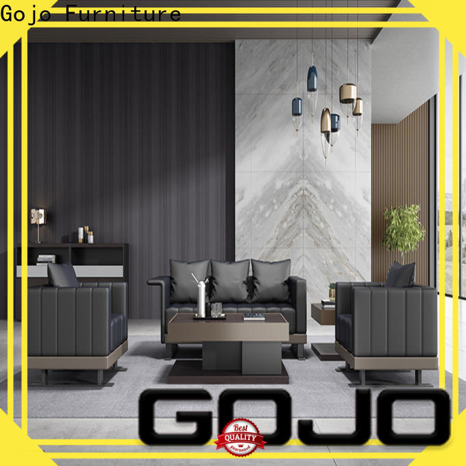 GOJO reche lobby furniture sets Supply for lounge area
