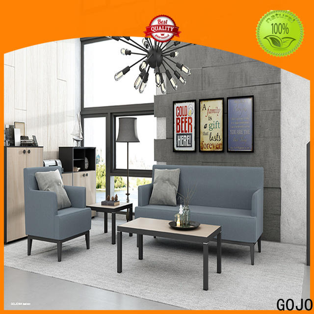 Top reception lounge furniture for business for reception area