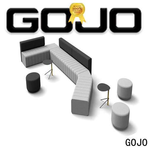 GOJO lounge furniture set manufacturers for guest room
