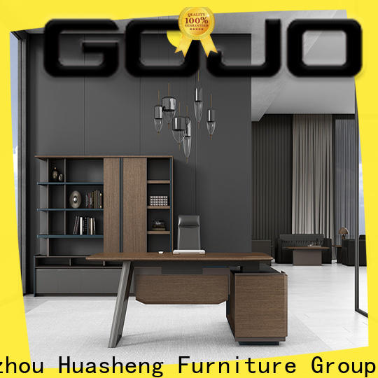 GOJO modern executive office table Suppliers for executive office