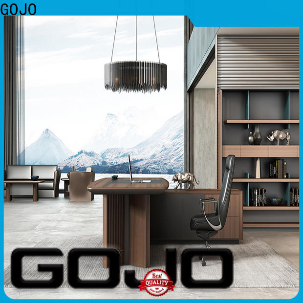GOJO large executive office desk company for manager