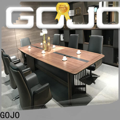 GOJO office furniture conference table for boardroom