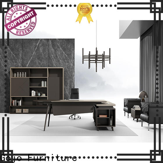 GOJO Best office computer desk for sale Suppliers for ceo office
