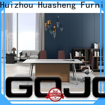 GOJO modular conference room tables company for boardroom