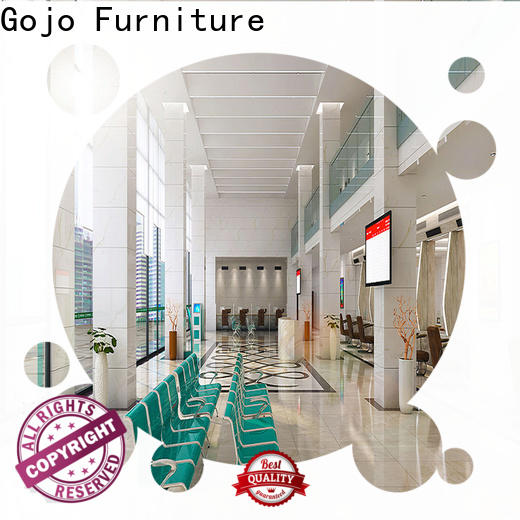 Gojo furniure Custom bank lobby furniture factory for boardroom