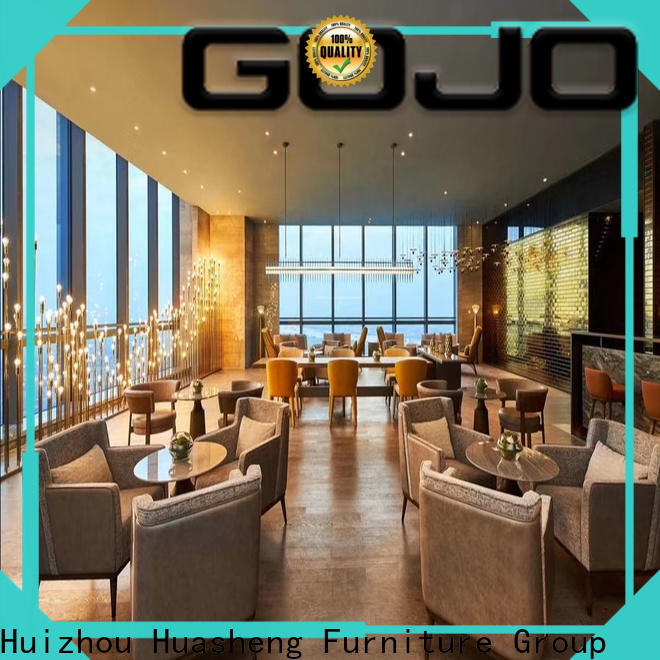 Gojo furniure cafeterior08 cafeteria table factory for guest room