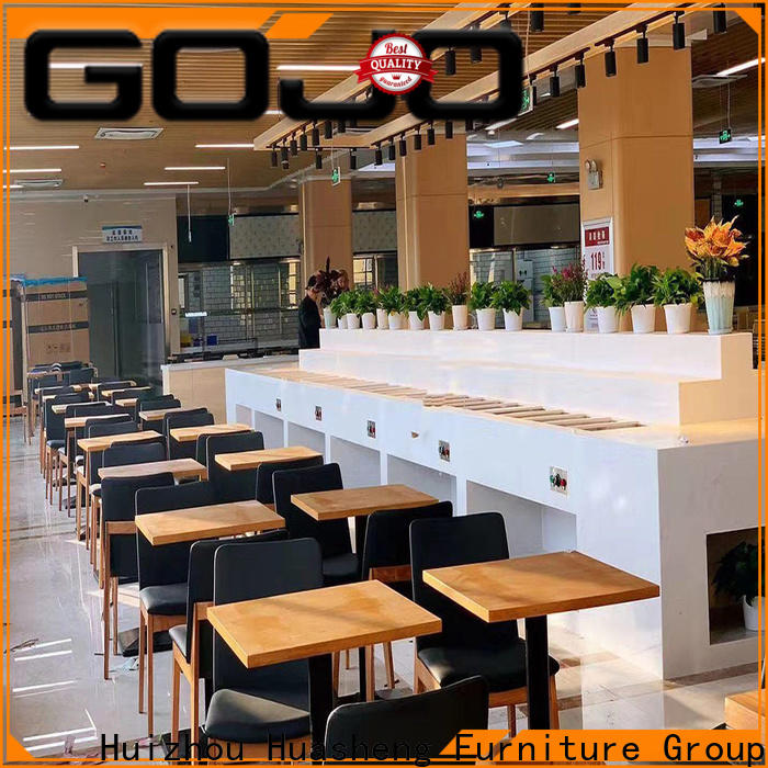 customized cafeteria table hotel factory for guest room