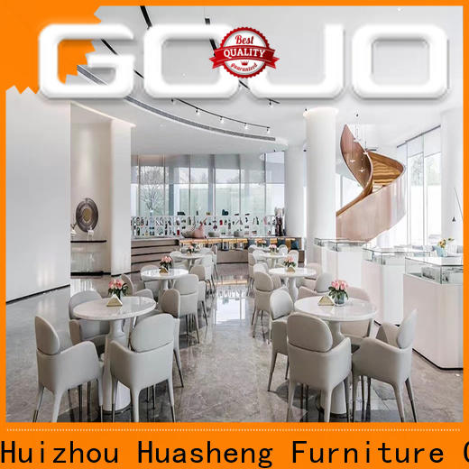 Gojo furniure High-quality hotel bed furniture for business for lounge area