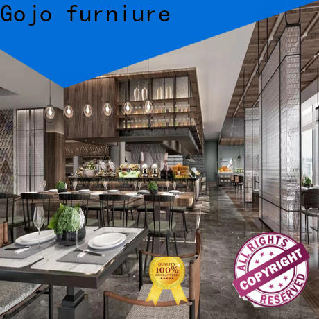 Gojo furniure customized hotel furniture for business for guest room