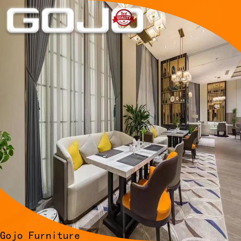 Gojo furniure Top hotel furniture suppliers Supply for reception area