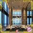 Gojo furniure customized 5 star hotel furniture for business for reception area