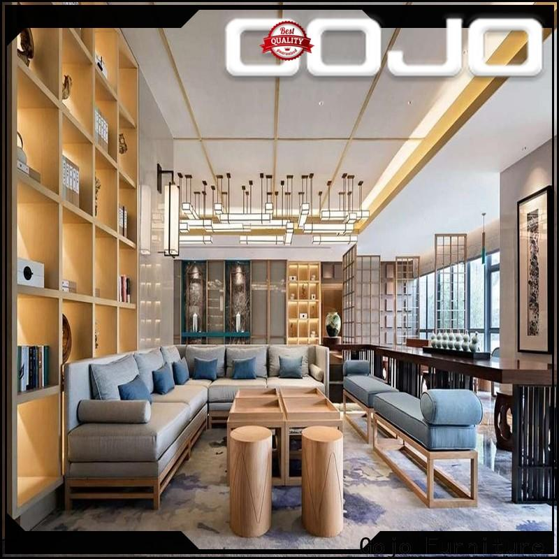 New boutique hotel furniture for sale area03 for business for reception area