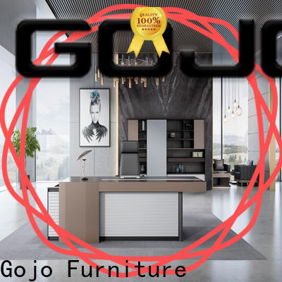 Gojo furniure Wholesale environmental office furniture factory for executive office