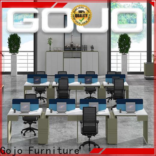 Gojo furniure Best clerk desks manufacturers for reception area