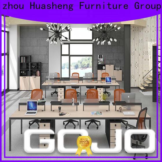 Gojo furniure long cubicle furniture company for lounge area