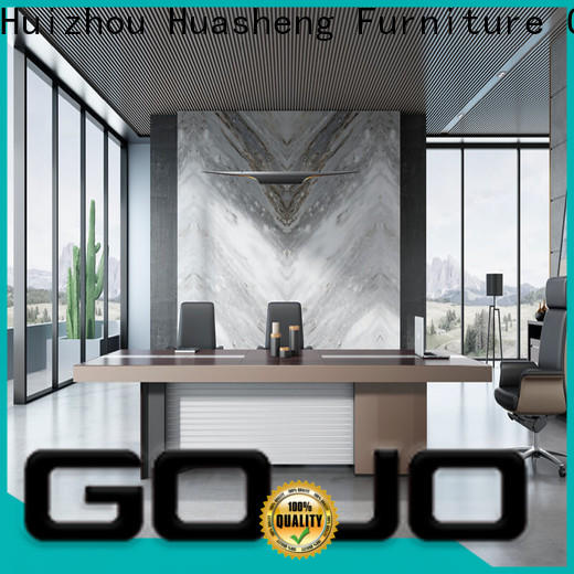 Gojo furniure best conference table for sale factory for reception area