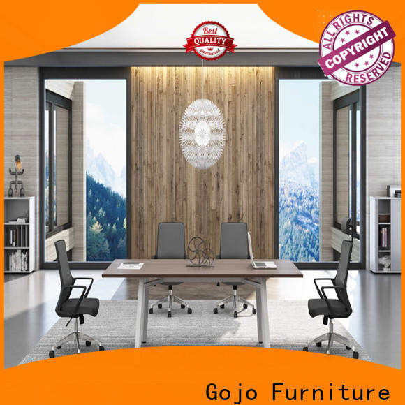 Gojo furniure boardroom modern conference room tables for business for lounge area