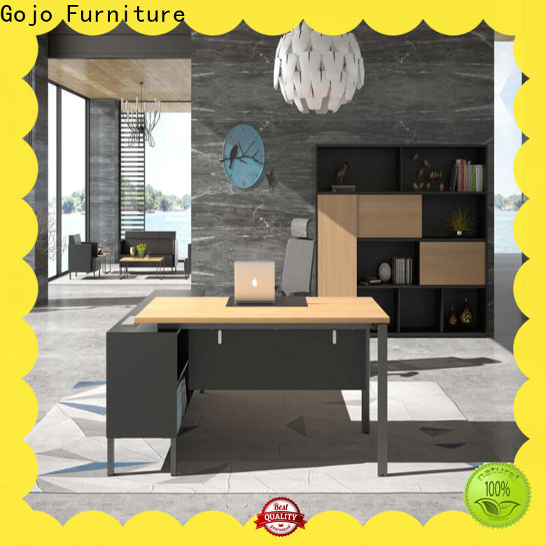 Gojo furniure best business desk Suppliers for executive office