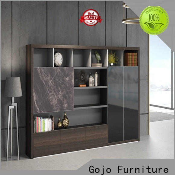 Gojo furniure customized file cabinet with doors Suppliers for guest room