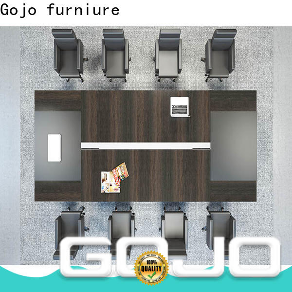 New square conference table furniture manufacturers for lounge area