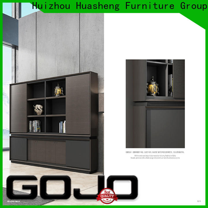 Gojo furniure Wholesale wooden filing cabinets for sale factory for lounge area
