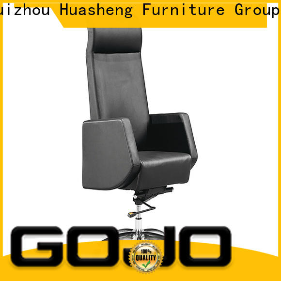 Gojo furniure borill modern executive chair for business for guest room