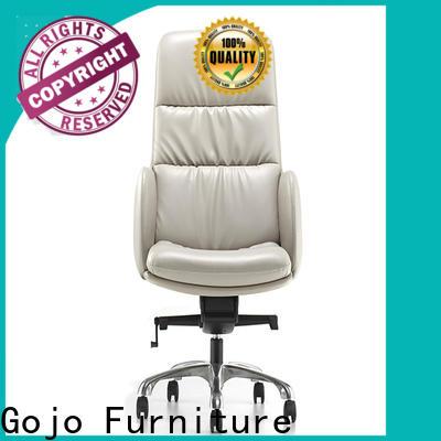 Gojo furniure customized premium office chair company for lounge area