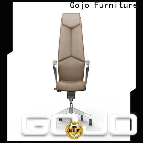 Gojo furniure waiting best executive leather office chair for business for lounge area