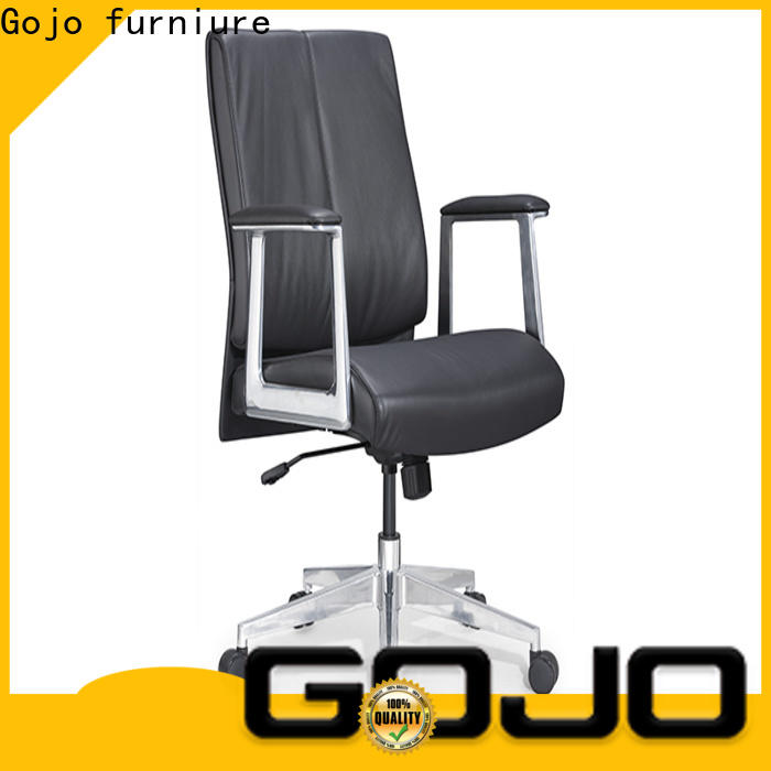 Gojo furniure gojo high back office chair for business for reception area