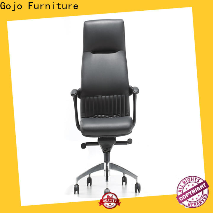 Gojo furniure managers brown executive chair for business for guest room