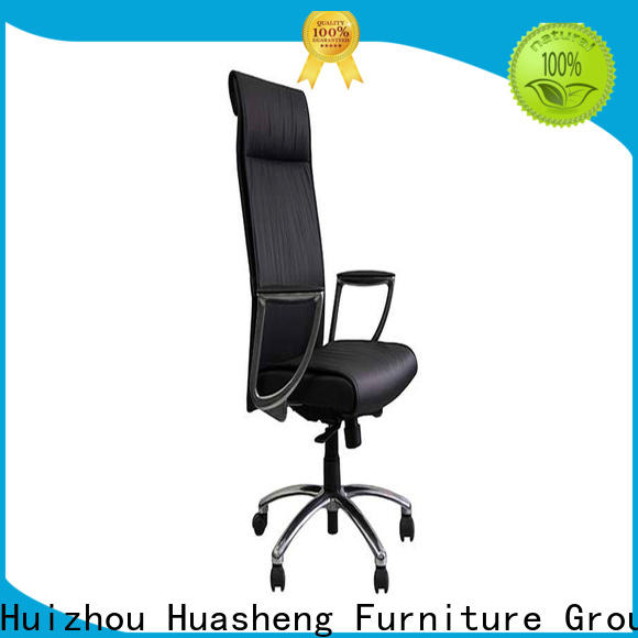customized leather office chairs for sale lumbar for business for guest room