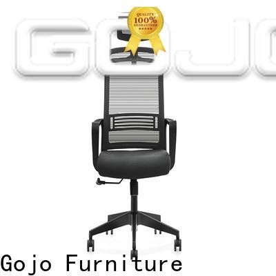 Gojo furniure Wholesale executive boardroom chairs manufacturers for reception area