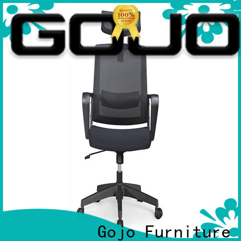 gojo furniture red leather office chair office for business for reception area