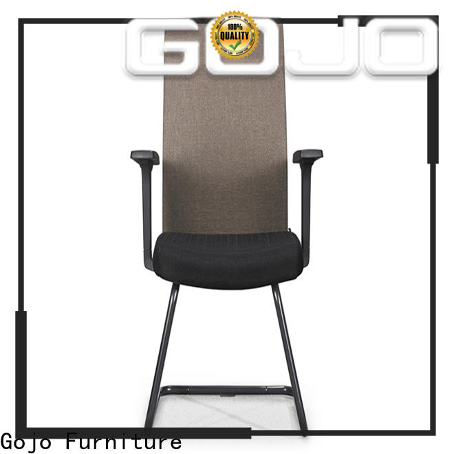 Top executive office chair with lumbar support arrival company for lounge area