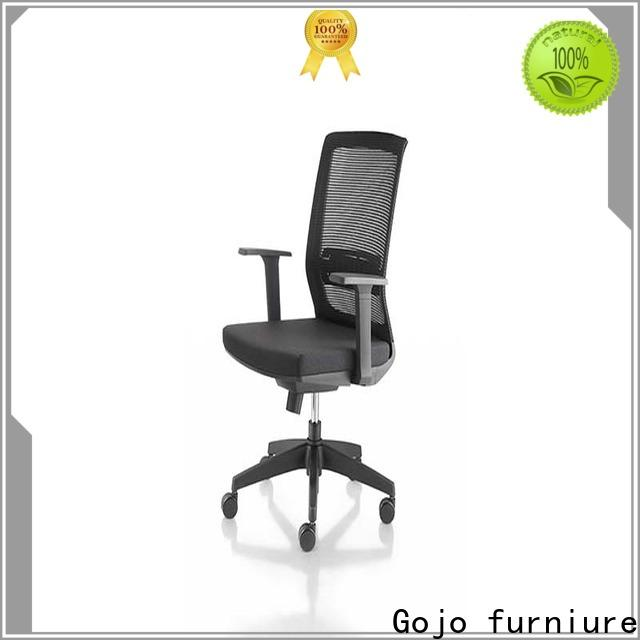 Gojo furniure staff comfortable office chair company for guest room