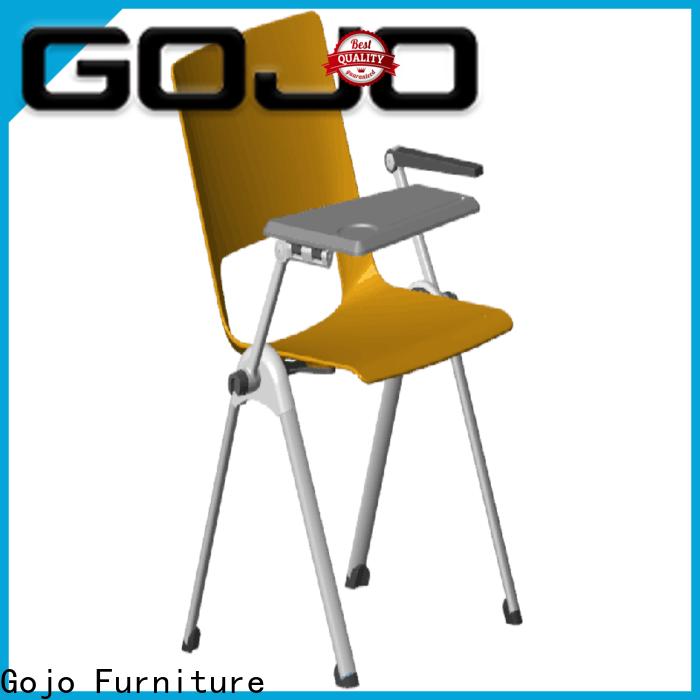 Gojo furniure Latest leather office furniture company for reception area