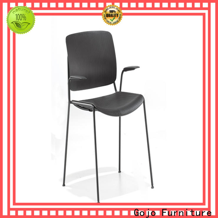 Gojo furniure highend black executive office chair factory for lounge area