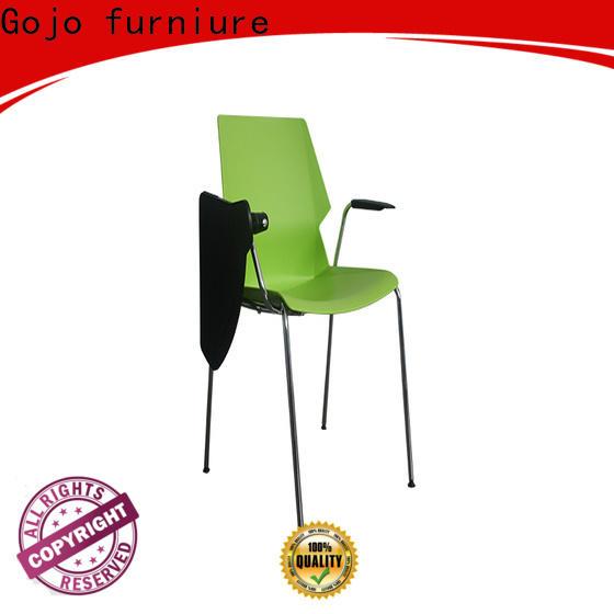 Gojo furniure bifma black executive chair factory for reception area