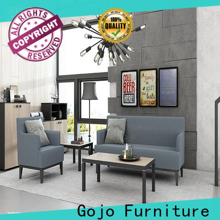 Gojo furniure green end tables for couches for business for executive office