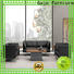 Top coffee table for leather sofa table factory for executive office