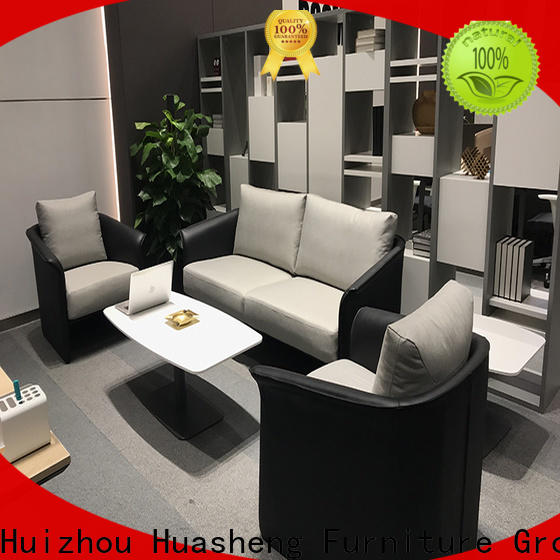 Gojo furniure modern sofa coffee table manufacturers for ceo office