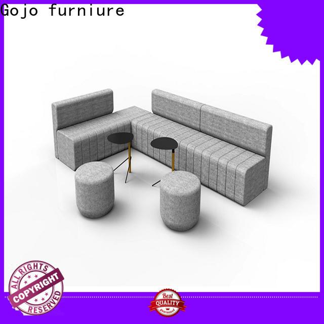 Gojo furniure gojo furniture couch coffee table Supply for boardroom