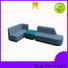Gojo furniure imsion sectional couch with coffee table for business for boardroom
