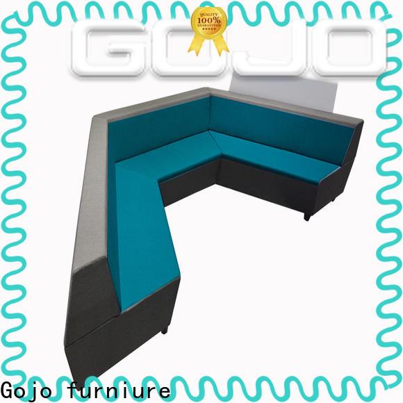 Gojo furniure yuche coffee table for chaise sofa company for executive office