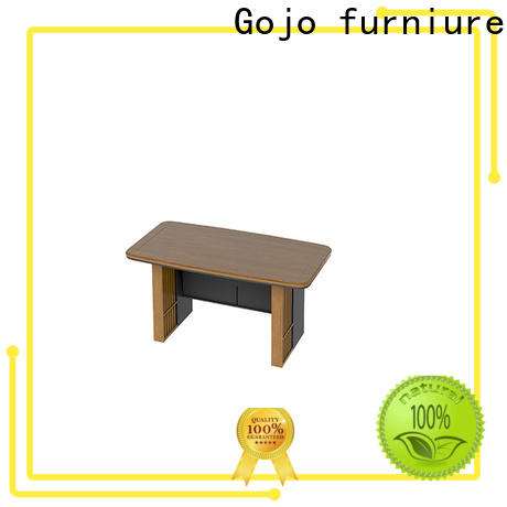 Gojo furniure sponge coffee table for l shaped sofa Suppliers for boardroom