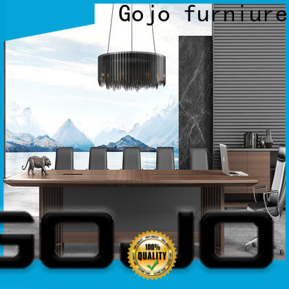 Gojo furniure Latest conference room table for sale Supply for reception area