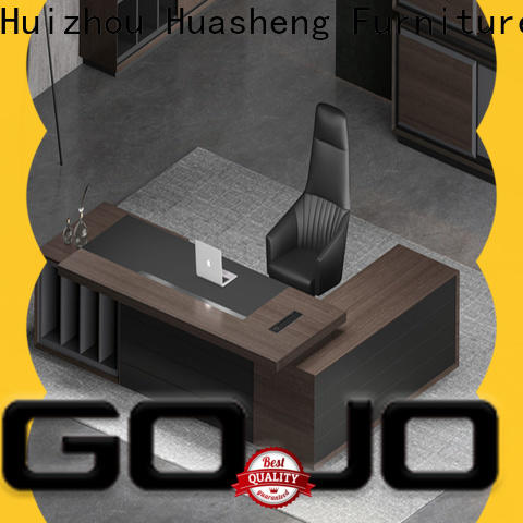 Gojo furniure best minimalist office desk Supply for executive office