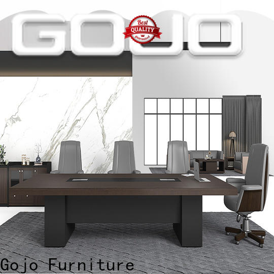 High-quality meeting table rectangular manufacturers for reception area