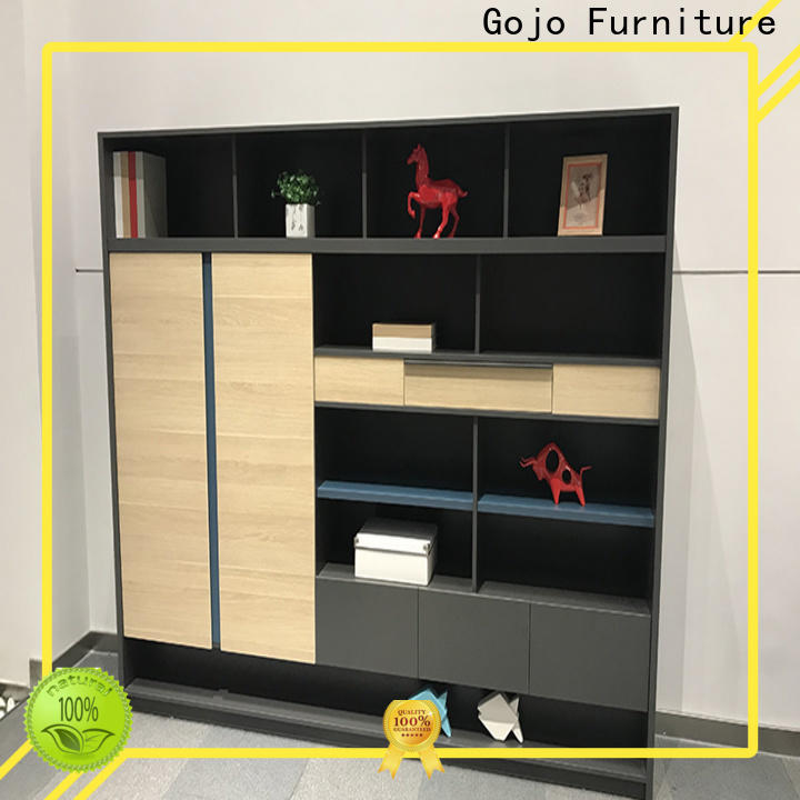 Gojo furniure Wholesale file cabinet factory for guest room