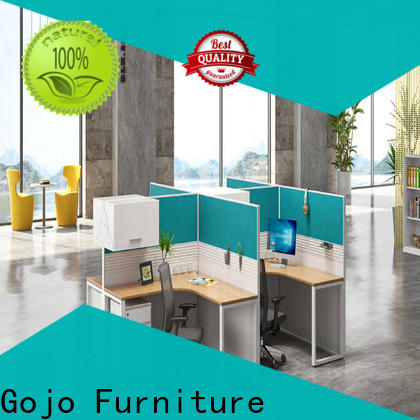 Latest tall office table deskreception Supply for reception area